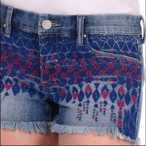 Blank NYC Little Queenie Shorts